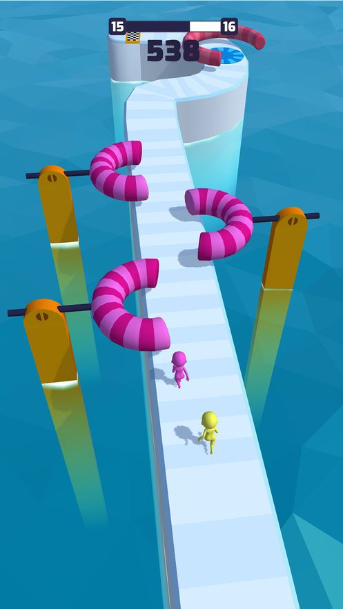 Fun Race 3D游戏安卓官方版下载(趣味竞赛3D)图片4