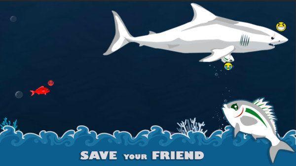 小鱼大冒险无限金币游戏下载图片2