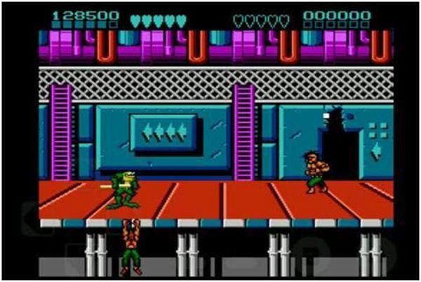 fc忍者蛙与双截龙无限命无敌版安卓下载图片4