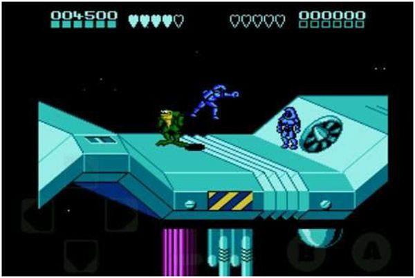 fc忍者蛙与双截龙无限命无敌版安卓下载图片1