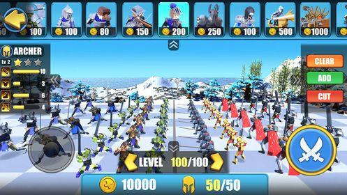 自走棋刀塔战争模拟器手游官方安卓版下载图片3