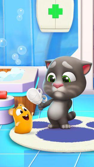 我的汤姆猫2安卓免费内购修改版下载图片4