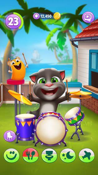 我的汤姆猫2安卓免费内购修改版下载图片1