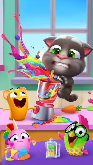 我的汤姆猫2安卓免费内购修改版下载图片3