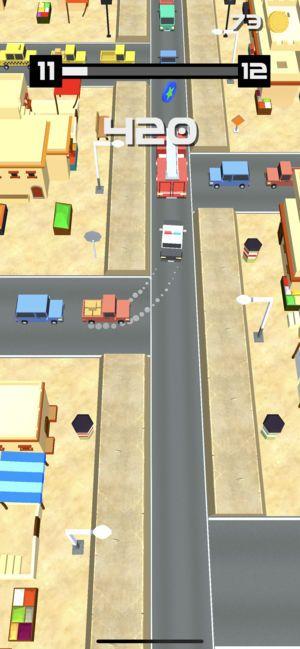 Traffic Turn游戏图1