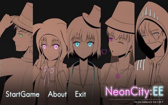 NeonCity EE中文游戏修改版下载图片2