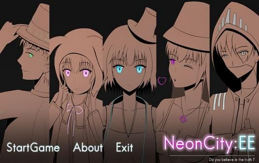 NeonCity EE中文游戏修改版下载图片1