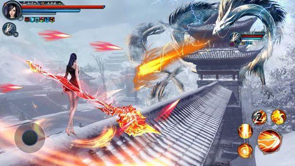 凌天剑神BT游戏公益服变态版下载图片3