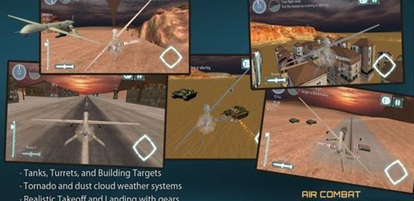临界空袭游戏中文修改版图片3