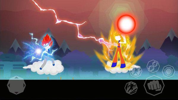 超级火柴人无限战争游戏官方正式版下载图片1