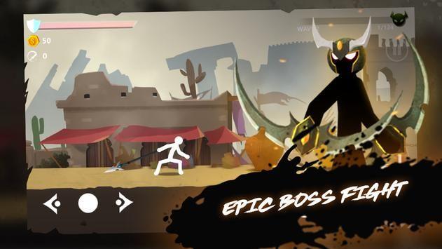 火柴人武器大师游戏解锁全部武器破解版下载图片4