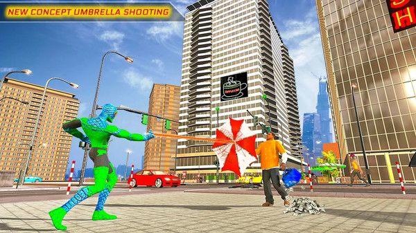 神奇蜘蛛绳索英雄游戏官方中文版下载图片2