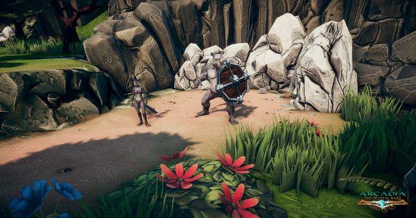 阿卡迪亚水晶之战游戏官方最新版下载图片3