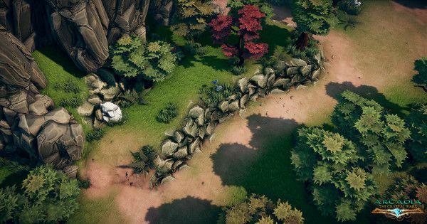 阿卡迪亚水晶之战游戏官方最新版下载图片2
