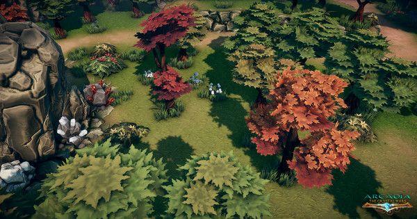 阿卡迪亚水晶之战游戏官方最新版下载图片4