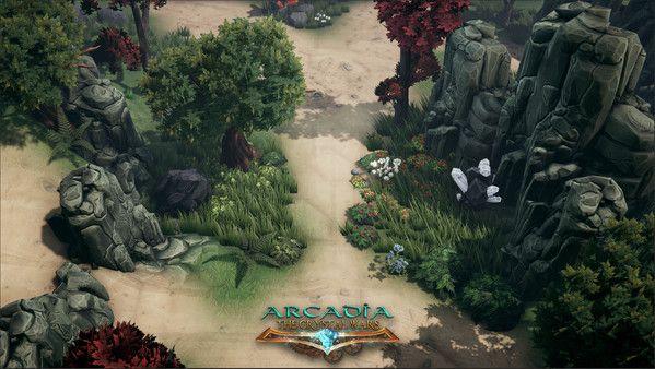 阿卡迪亚水晶之战游戏官方最新版下载图片1