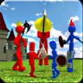 火柴人骑士战争3D游戏