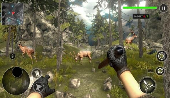 FPS狩猎大师中文游戏修改版下载(FPS Hunting Master)图片2