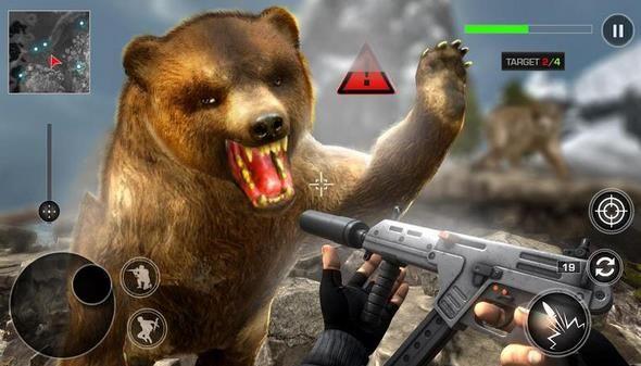 FPS狩猎大师中文游戏修改版下载(FPS Hunting Master)图片4