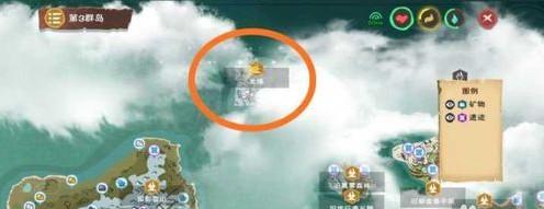 创造与魔法北境冰岛怎么去 北境冰岛传送方法_钻皇帝国