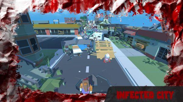僵尸的崛起游戏官方最新版下载图片1