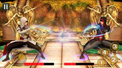 忍者格斗2019中文手机版游戏下载图片4