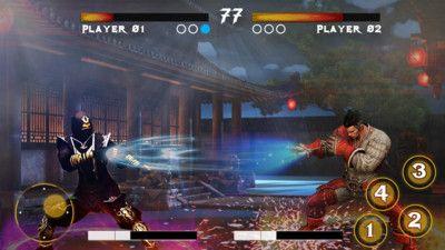 忍者格斗2019中文手机版游戏下载图片2