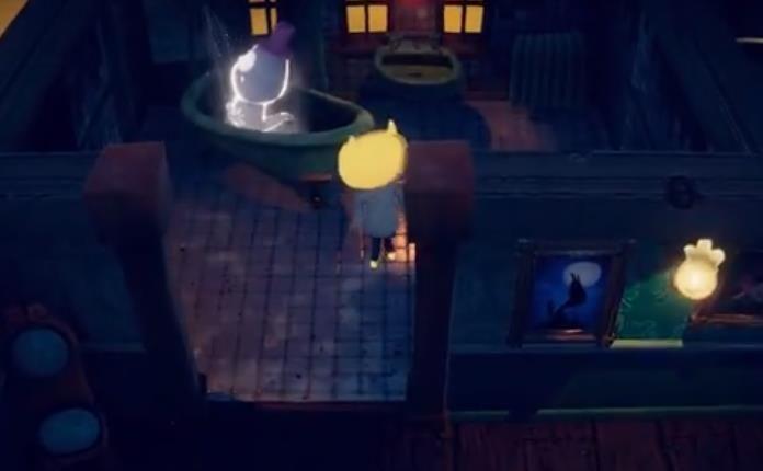 纸鱼逃离幽灵酒店游戏手机版下载图片2