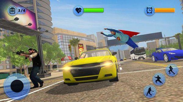 超级奶奶飞行英雄冒险游戏安卓版下载图片3