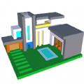 现代房屋三维图画书游戏官方正式版下载 v1.1
