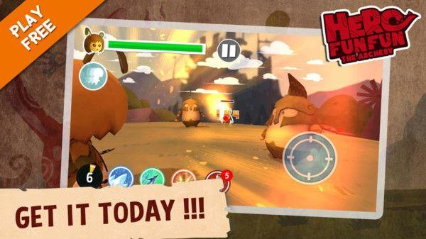 英雄乐趣射箭游戏最新版官方下载图片2