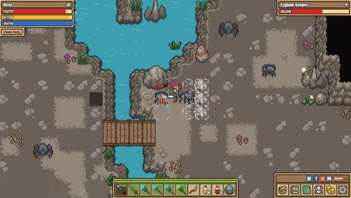 Stein World游戏图1