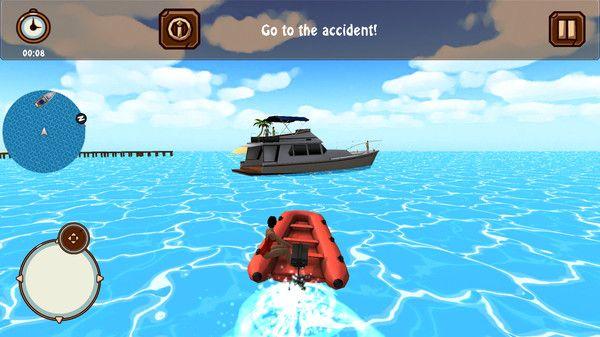 海滩救生员救援安卓版图3