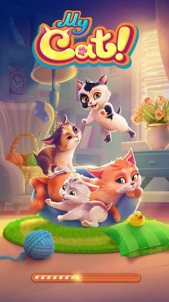 My Cat电子猫咪游戏破解版图1