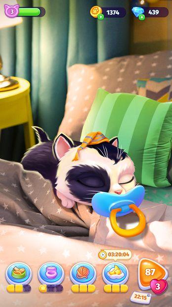 My Cat电子猫咪游戏破解版图3