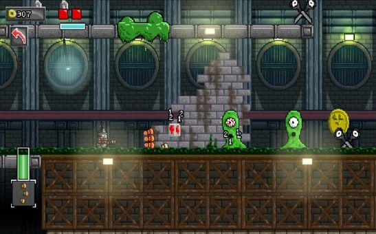 巴迪机器人中文锁血破解游戏下载图片1