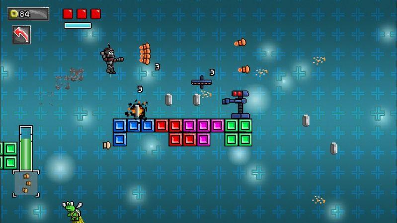 巴迪机器人中文锁血破解游戏下载图片4
