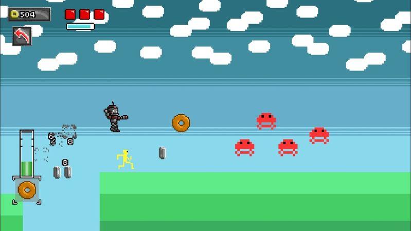 巴迪机器人中文锁血破解游戏下载图片3