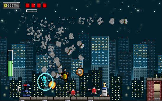 巴迪机器人中文锁血破解游戏下载图片2