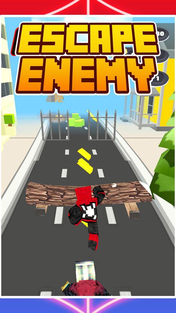超级蜘蛛英雄酷跑游戏安卓版下载图片4
