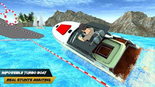 激流快艇模拟器游戏官方中文版下载图片4