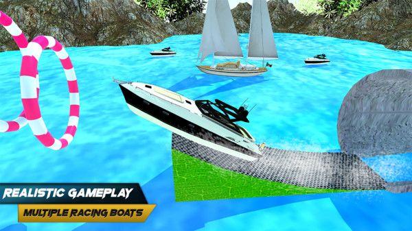 激流快艇模拟器游戏官方中文版下载图片3