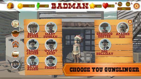 Badman游戏安卓官方版下载图片2
