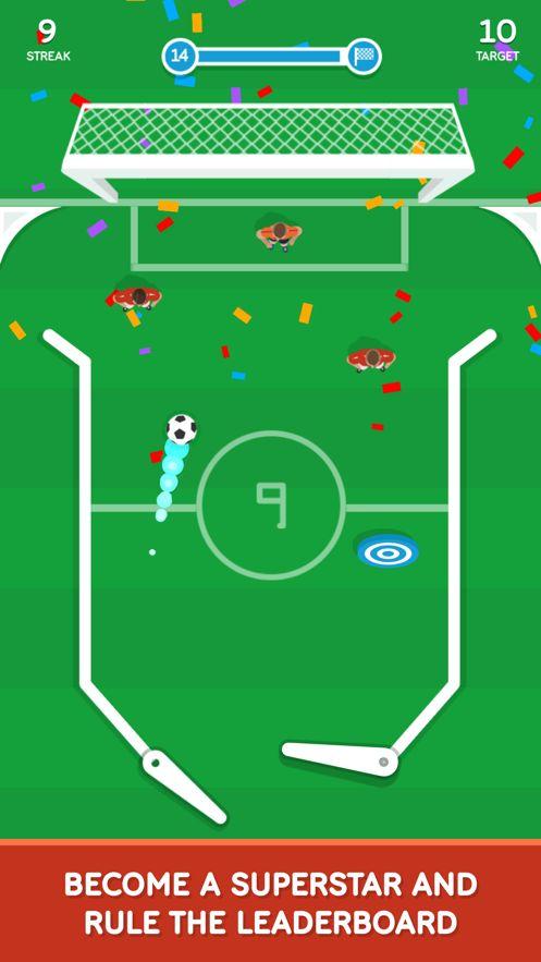 专业足球弹球全解锁完整版下载(Soccer Pinball Pro)图片3