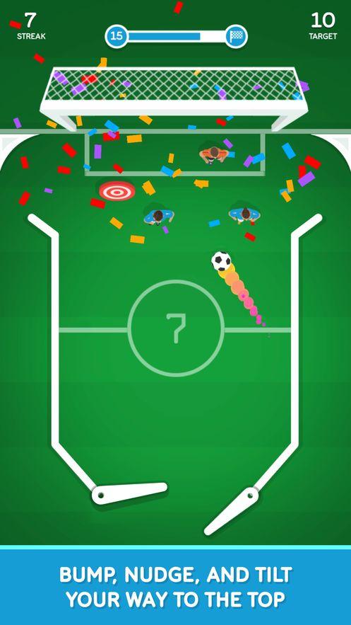 专业足球弹球全解锁完整版下载(Soccer Pinball Pro)图片1