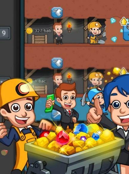 成为挖矿工游戏安卓版下载图片1