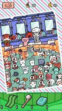 猫咪汗蒸馆中文汉化修改版下载(Idle Cat Spa)图片2