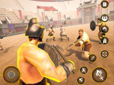 角斗士战争游戏图2