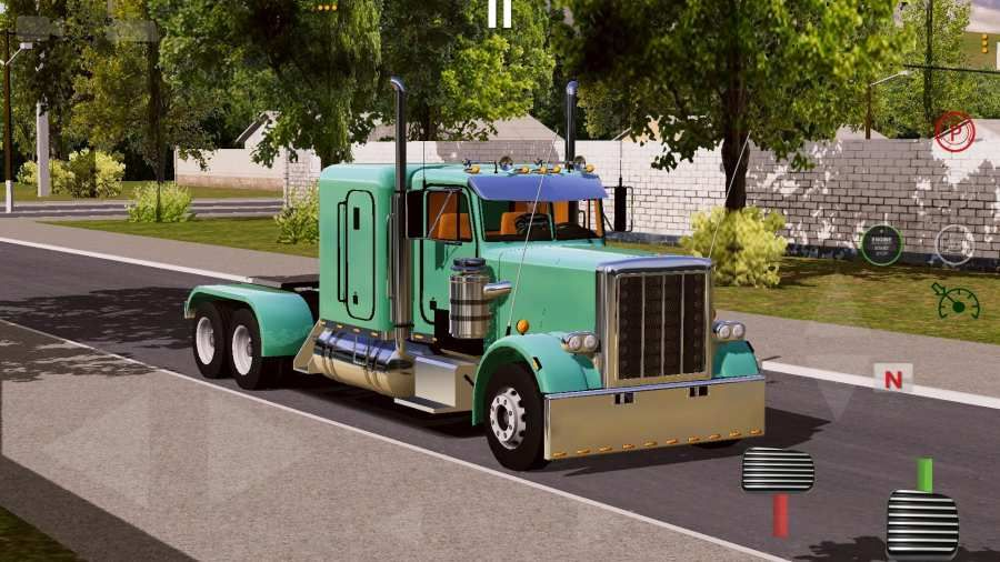 世界卡车驾驶模拟器1.097联机汉化破解版下载图片1