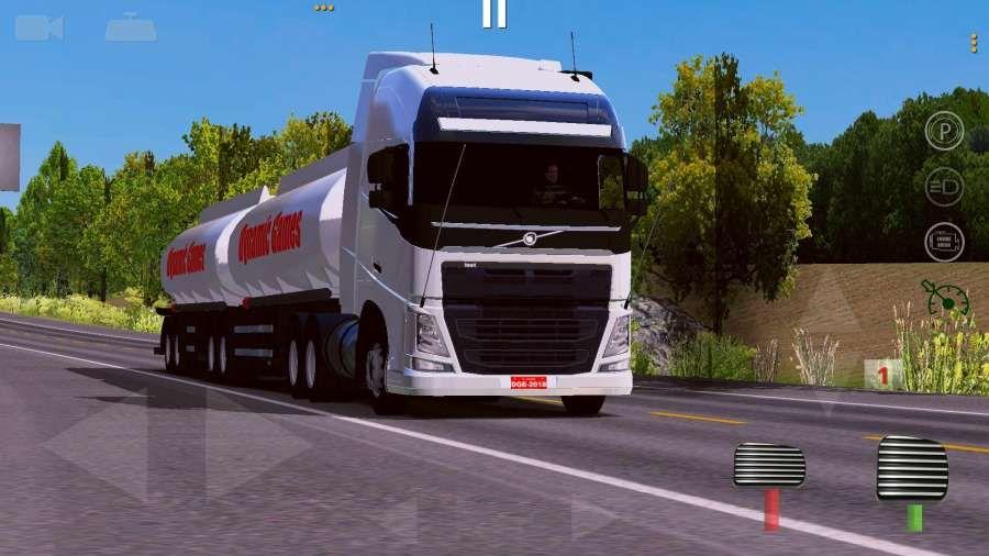 世界卡车驾驶模拟器1.097联机汉化破解版下载图片4